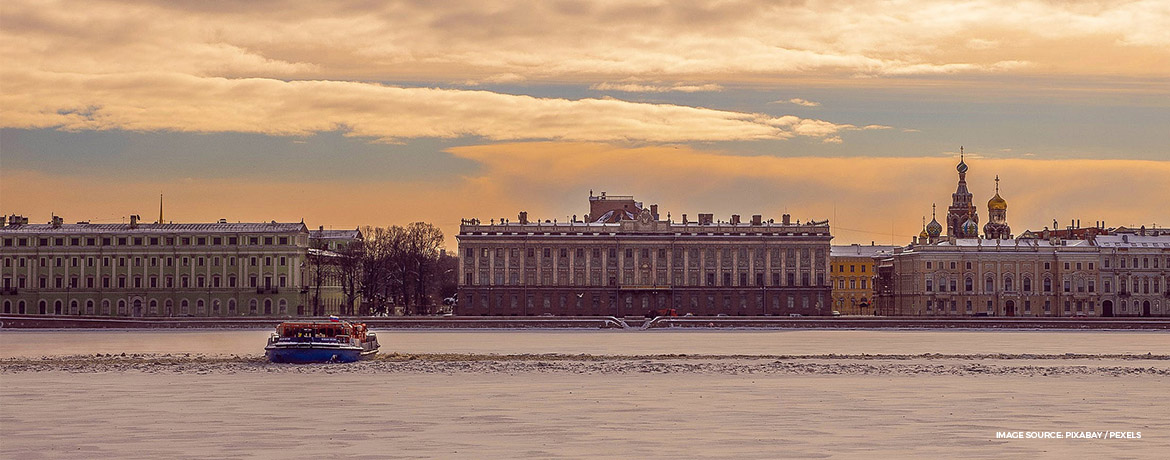 St Petersburg city guide Russia
