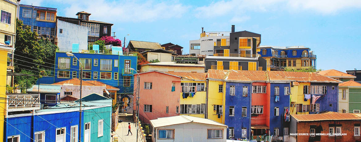 Valparaiso city guide chile