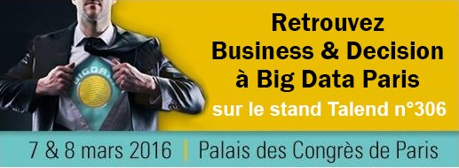 Business & Decision à Big Data Paris