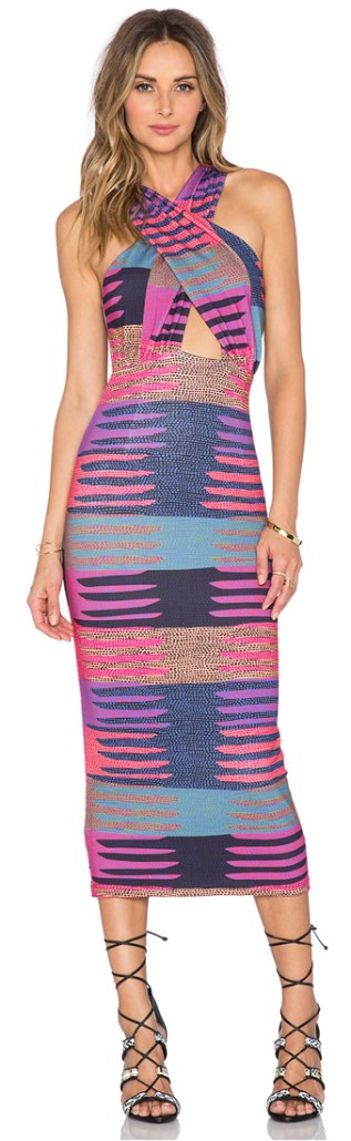 Mara Hoffman Criss Cross Dress