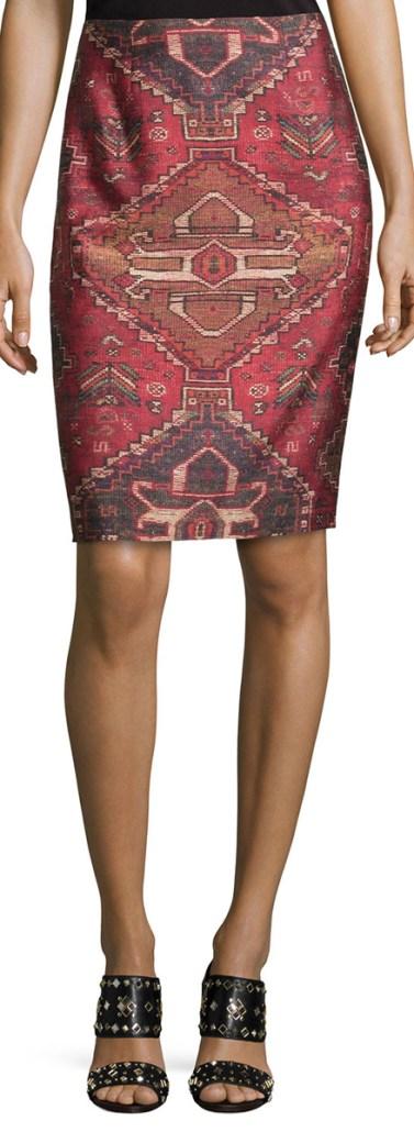 Tory Burch Pencil Skirt