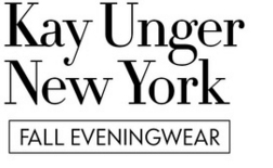 Kay Unger New York