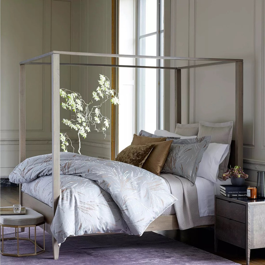 Frette Flourish Arredo Designer Luxury Bedding