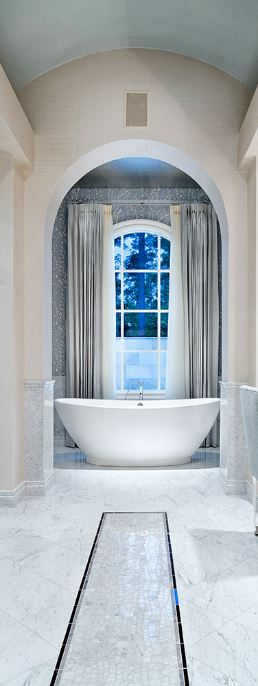 Jauregui Architects | Bath | Classic Transional