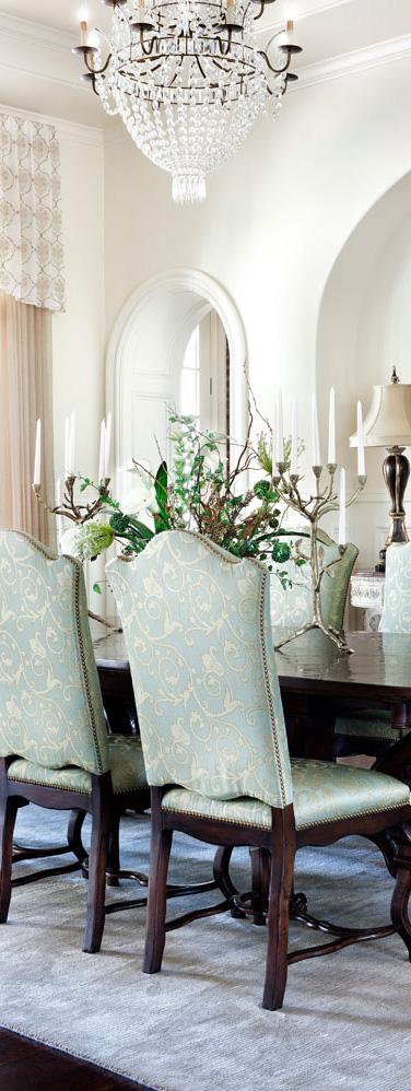 Jauregui Architects   Dining Room   Southern Mississippi