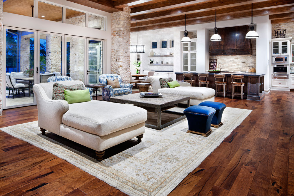 Jauregui Country Modern Living Room