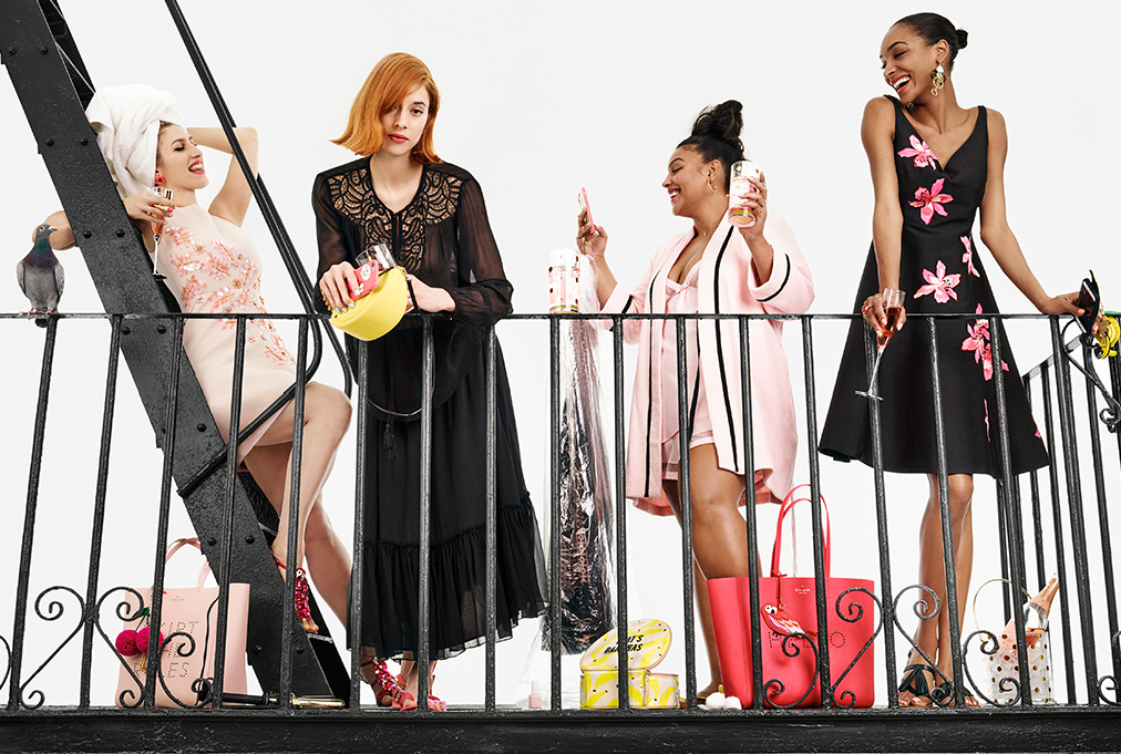 Kate Spade New York | Spring Summer 2016 Campaign