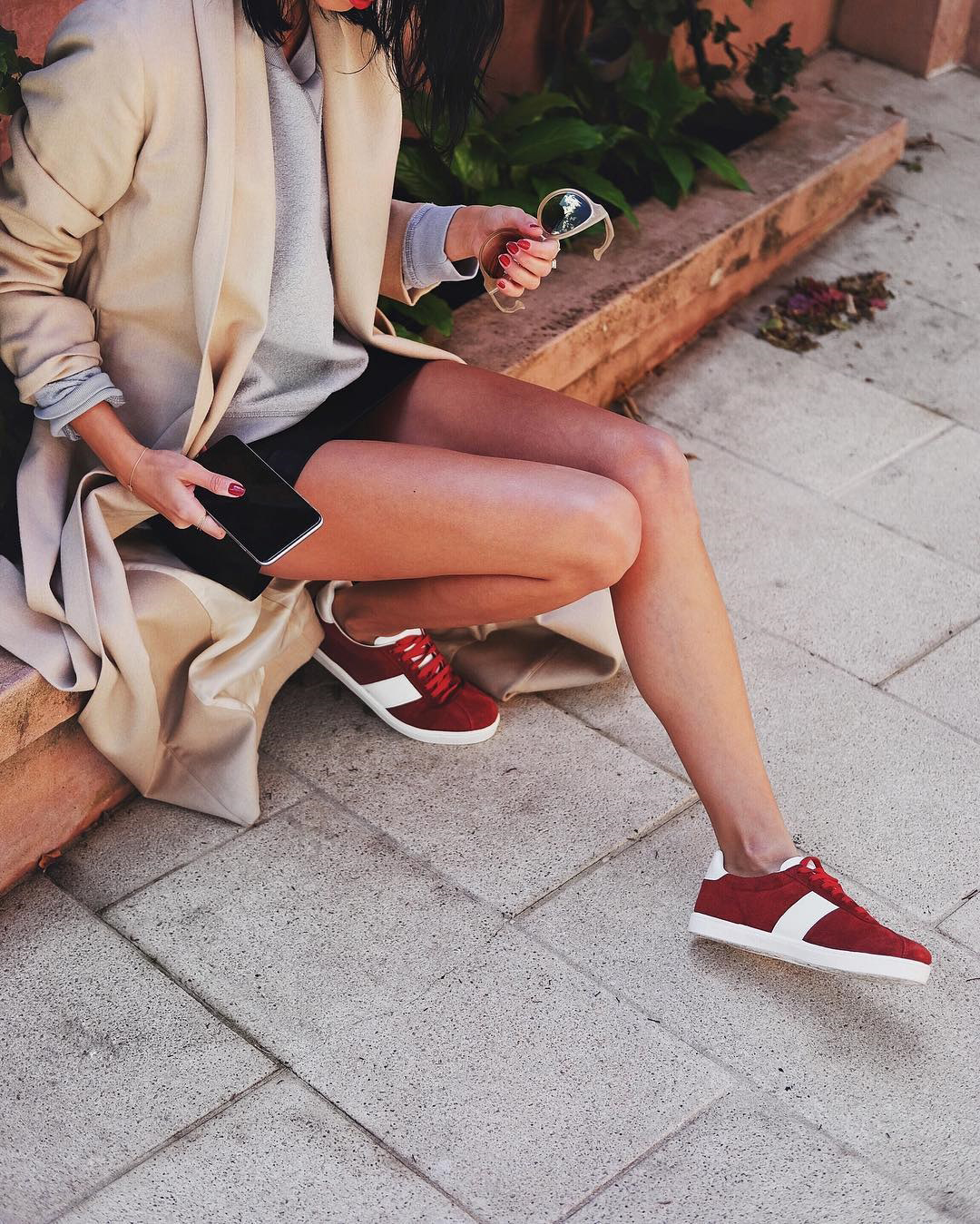 Pop of Red