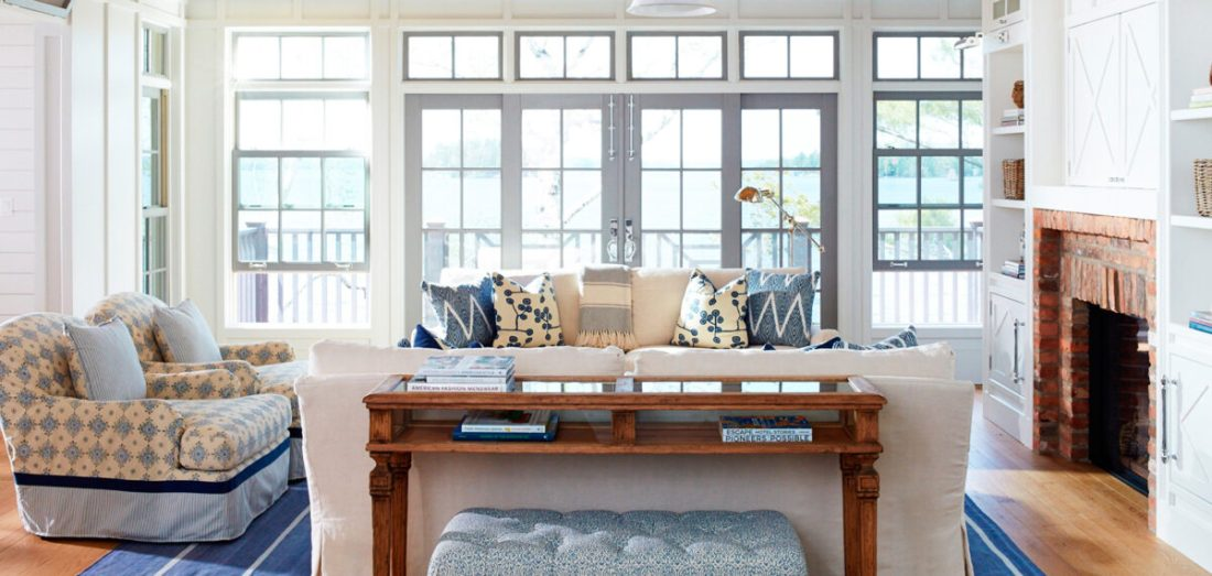 Interior Design Styles | Coastal Decorating Ideas