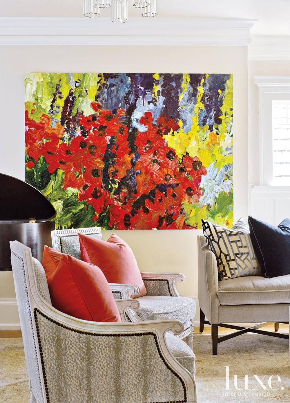 Color in Interior Decorating