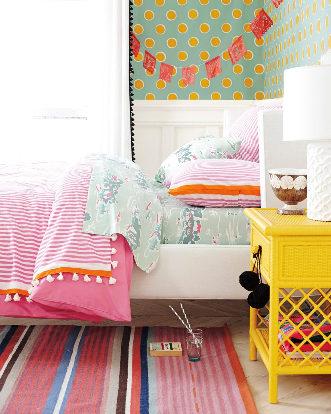 Bright Little Girls Room