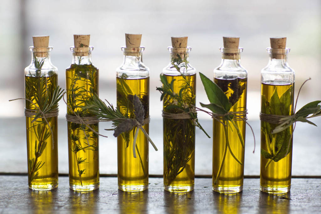 Herb Infused Oil