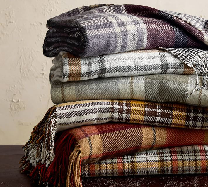 Rustic Blankets