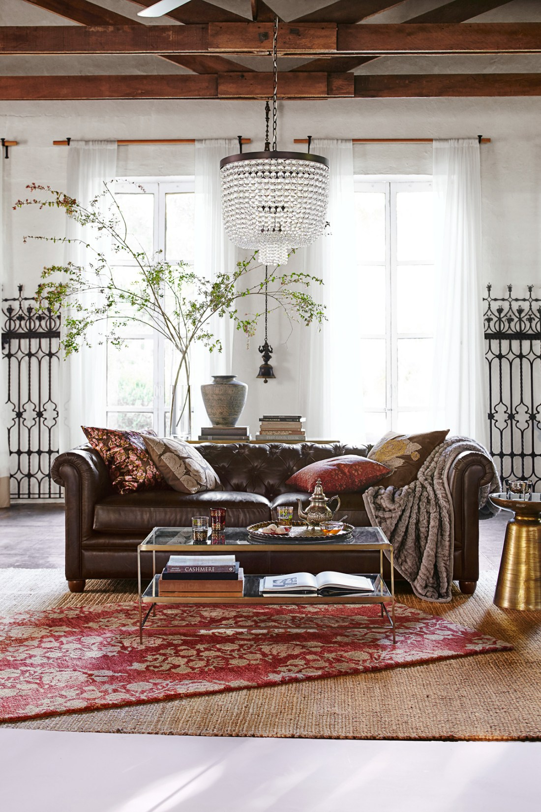 Pottery Barn Global Chic