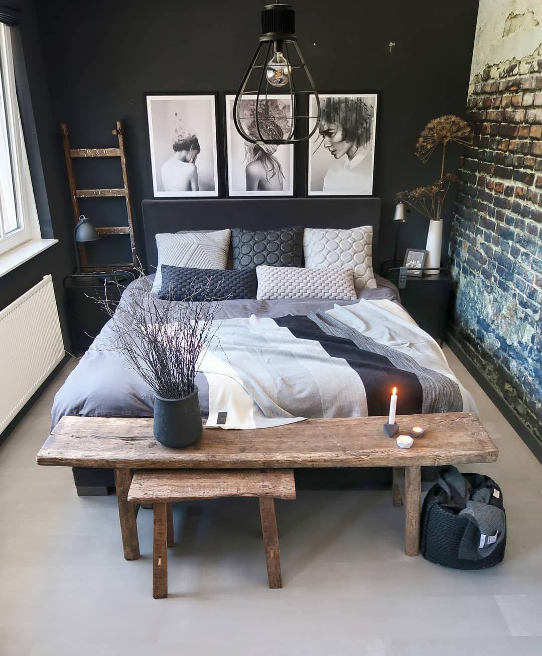 Organic Bedroom
