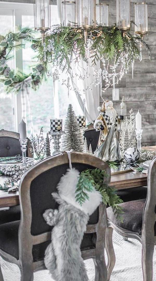 Rustic Christmas | House of 5 Blog
