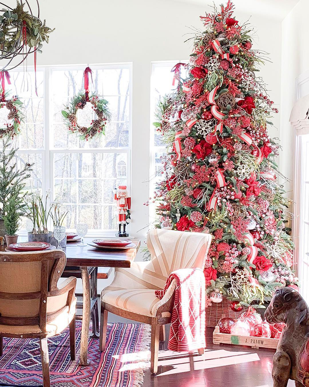 Lovely Christmas Tree | Louisa Craven