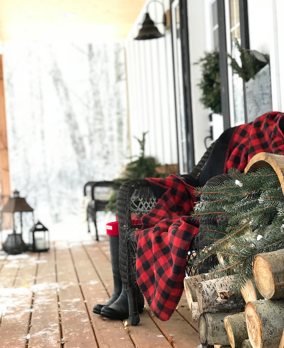 Rustic Christmas | Cotton Wood Acres
