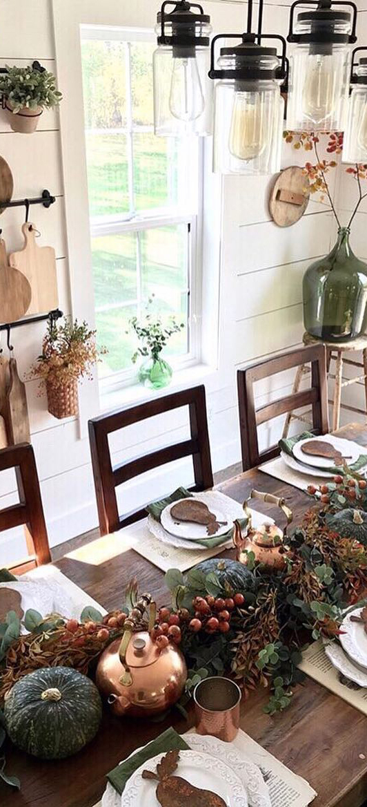Farmhouse Thanksgiving | Cotton Wood Acres
