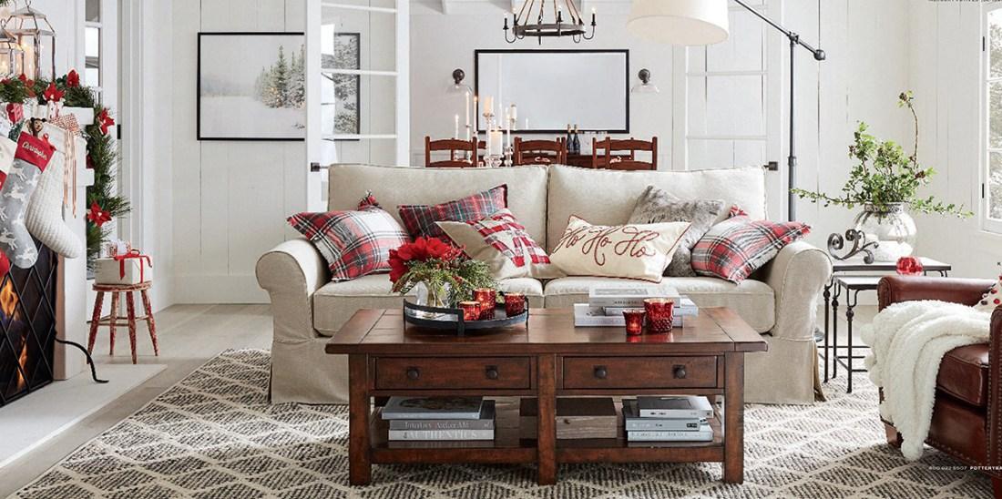 Christmas Home Decor | Holiday Throw Pillows