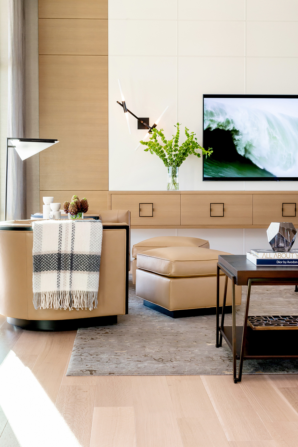 Neutral Living Room | Atmosphere ID