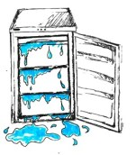 Image result for broken freezers