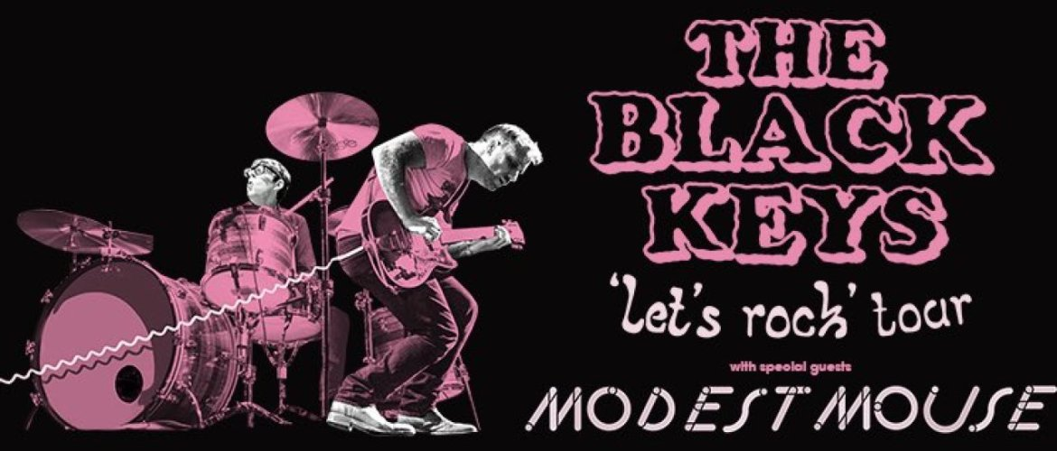 The Black Keys & Modest Mouse Announce 2019 North American Tour