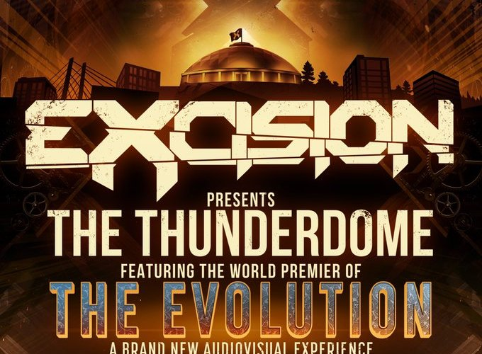 Excision Announces New Stage Production The Evolution
