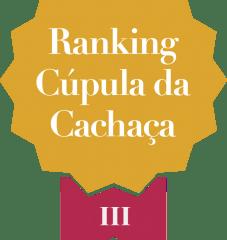 III ranking Cúpula da Cahcaça