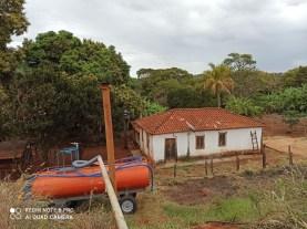 residência da fazenda lagoa seca