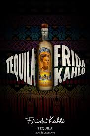 Frida Khalo e tequila