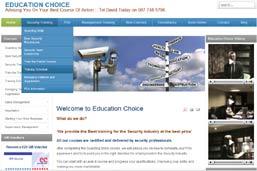 education-choice-website