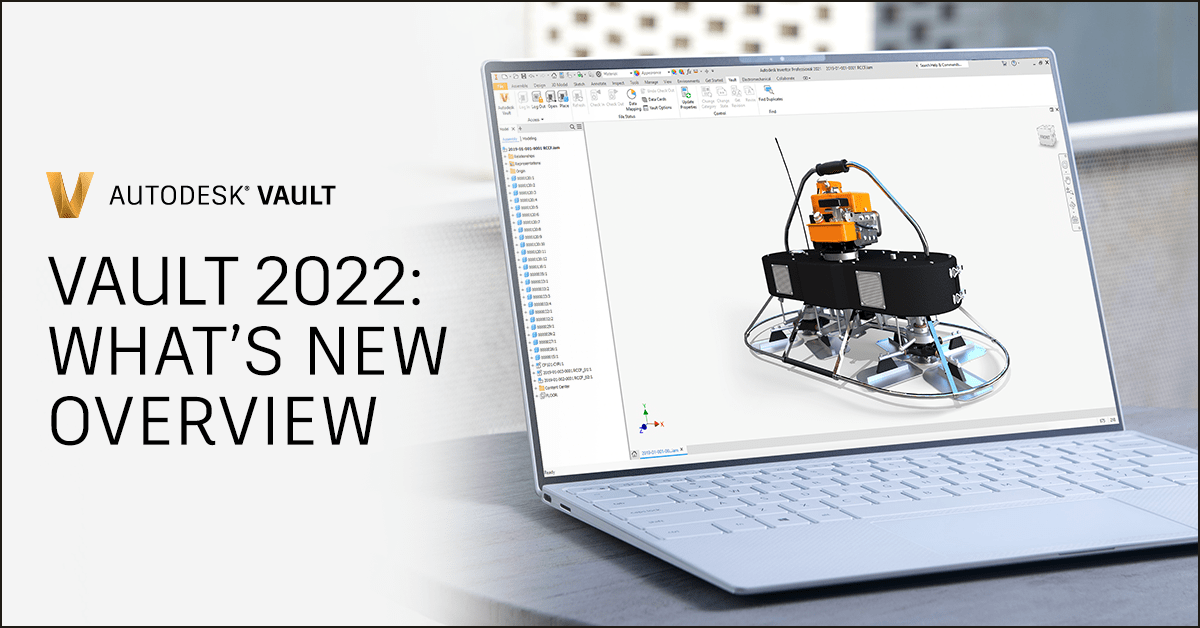 Autodesk Vault: What's New Overview