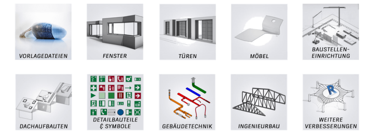 Neue-DACH-Bauteilbibliothek-in-Revit-2019-Ueberblick