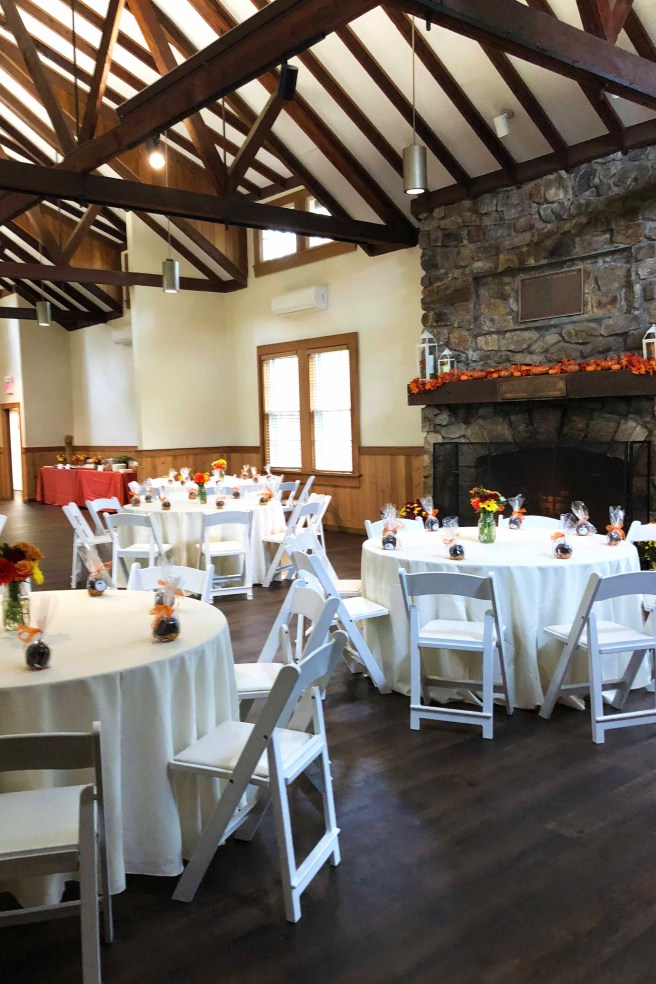 schooley's mountain lodge wedding and event venue catering by cafe pierrot