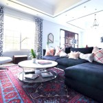 Caitlin Wilson Decorating With Persian Rugs