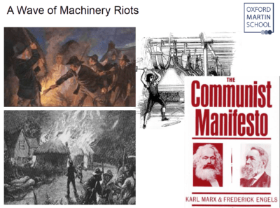 Machinery Riots
