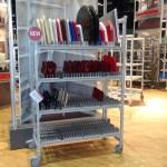 Cambro tray drying rack