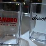 Cambro Mini Dessert Glass