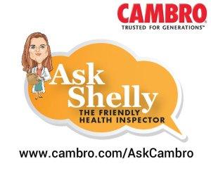 Ask Cambro campaign logo