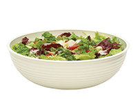 Cambro Ribbed Salad Bowl