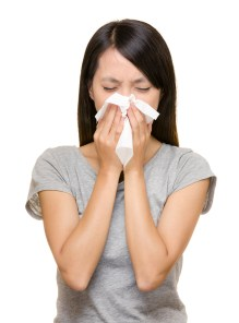 Did you know the radius of a sneeze is 15 feet?