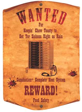 Wanted Poster Camduction