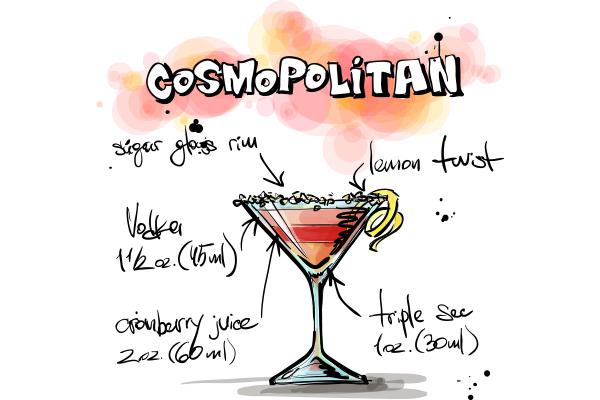 Cosmopolitan - Cambro Blog - Recipe
