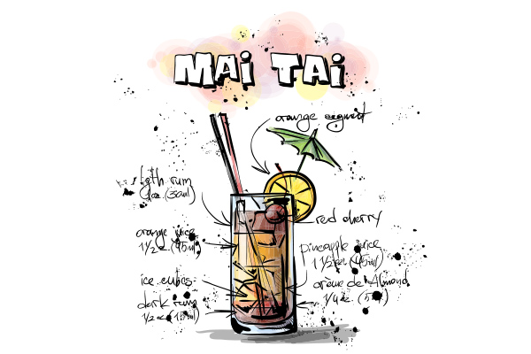 Mai Tai - Cambro Blog - Recipe