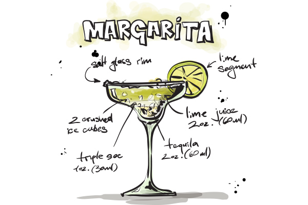 Margarita - Cambro Blog - Recipe