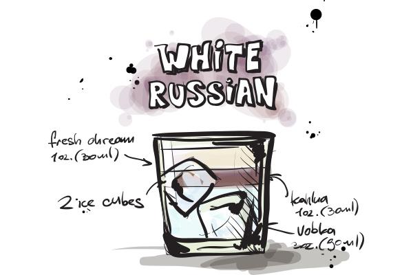 White Russian - Cambro Blog - Recipe
