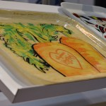 Cambro NRA booth Trays