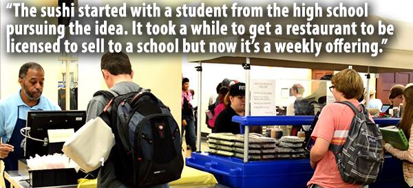 Cincinnati schools - camkiosk - cambro blog quote