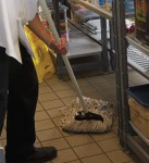 Elements Mopping Floor Close-up